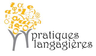 Logo_Pratiques Langagières_ligne